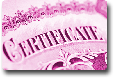 Wedding Planning Certification