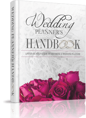 How to Become a Wedding Planner The Wedding Planner Book