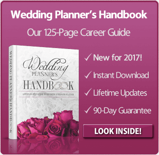 How Much Do Wedding Planners Make The Wedding Planner Book